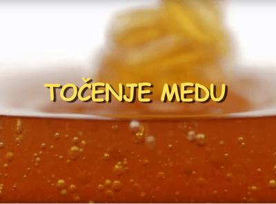 Točenje medu